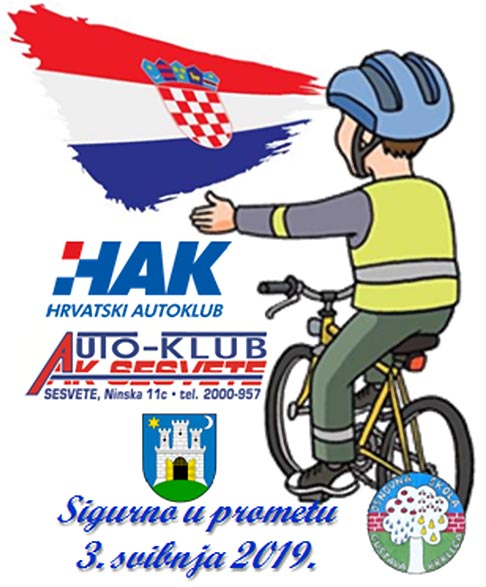Sigurno u prometu – Grad Zagreb