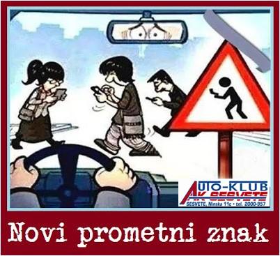 Novi prometni znakovi